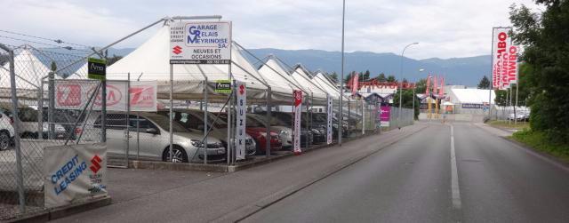 Vente de voitures for Garage du park mouans sartoux